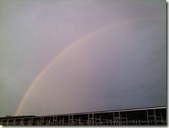 double rainbow, full