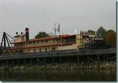 snag boat