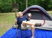 Volunteering at Summer Camp