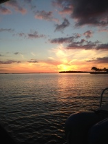 Sunrise Dog Island